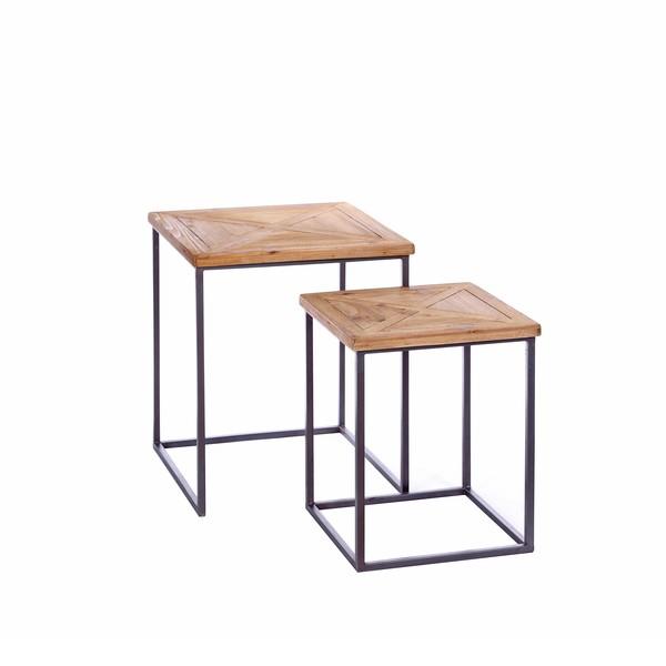 Muebles auxiliares mesa auxiliar buykuki - Mesitas auxiliares de cristal ...