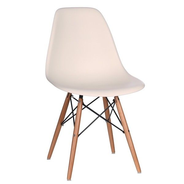 SILLA BEVERLY TOWER BLANCO ROTO