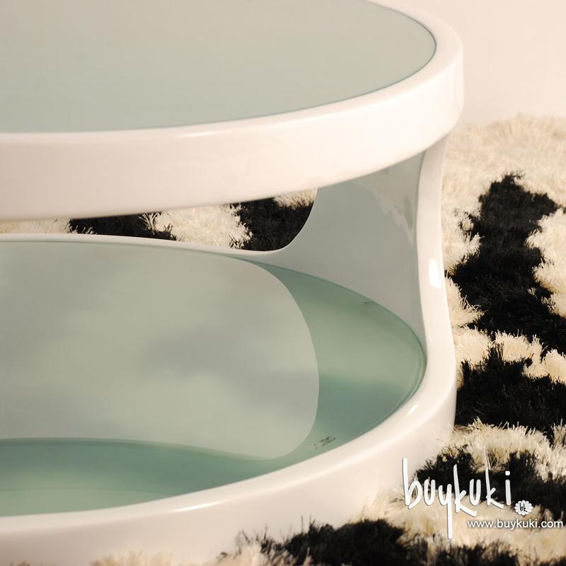 Mesa de centro isabela fiberglass blanca buykuki 01