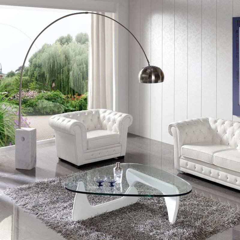 Mesa de centro mirna madera blanca cristal px2 buykuki 01