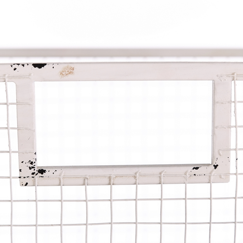 Peque o mueble almacenaje retro rejilla 2 repisa l buykuki - Mueble almacenaje cocina ...